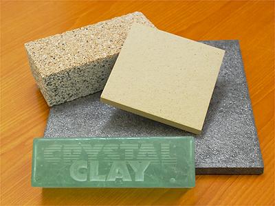 クリスタルクレイ株式会社 ガラス再資源化セラミック
