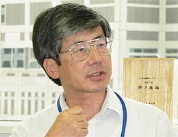 産業労働局長 前田信弘氏 NEWS TOKYO 都政新聞株式会社 | 局