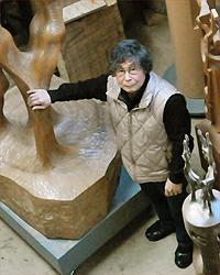 NEWS TOKYO 都政新聞株式会社 | トップインタビュー Vol.40 彫刻家 ...
