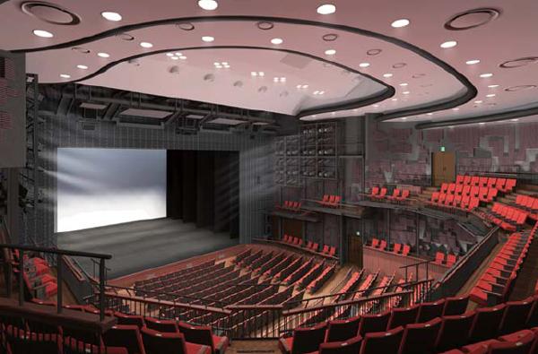 小ホール | 施設案内 | 愛知県芸術劇場