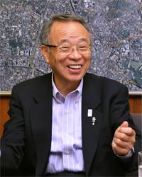 豊島区長 高野之夫さん