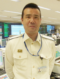 災害監督 主任 佐藤世志二
