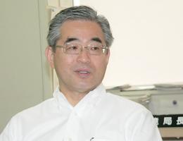 東京都環境局長 長谷川明氏氏