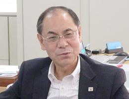 東京都建設局長 横溝良一氏氏
