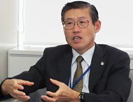 東京都下水道局長 松浦將行氏氏