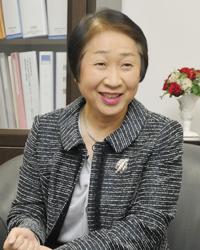 公益財団法人 東京都保健医療公社 理事長 白石弥生子さん