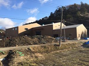 今年5月に稼働予定の福島県川内村の工場