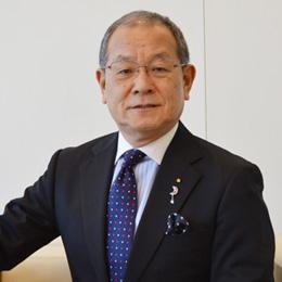 乃村工藝社取締役副社長の榎本修次さん