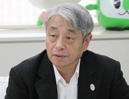 交通局長 新田 洋平氏氏