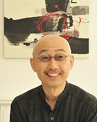 書家 中嶋宏行さん