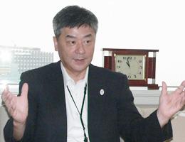 人事委員会事務局長 真田正義氏氏