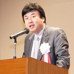 カナフレックス コーポレーション株式会社 代表取締役の金尾茂樹社長