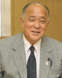 東京都議会 議長 髙島 直樹さんさん