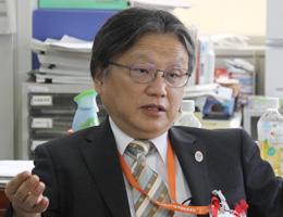 福祉保健局長 梶原 洋氏氏