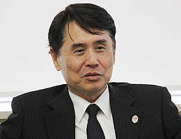 下水道局長 松田 芳和氏氏