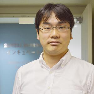 株式会社LITENの榮枝純一社長