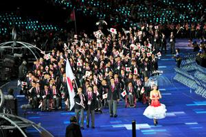 ロンドン2012パラリンピック競技大会開会式