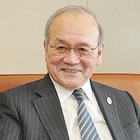 公益財団法人日本障がい者スポーツ協会会長<br /> 日本パラリンピック委員会会長 鳥原光憲さんさん