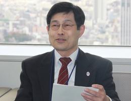 監査事務局長 石原 清次氏氏