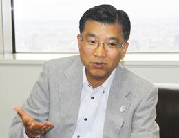 教育長 中井 敬三氏氏