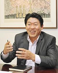 株式会社イーアンドエフ 代表取締役 谷本俊雄さんさん