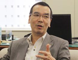 水道局長 醍醐 勇司氏氏