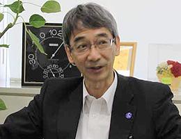 選挙管理委員会事務局長 安藤弘志氏氏