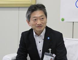 交通局長 山手 斉氏氏