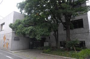熊谷守一美術館 外観
