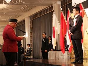 平成28年度「東南アジア青年の船」参集式