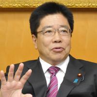 一億総活躍・働き方改革担当大臣 加藤 勝信さんさん