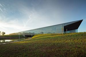 2016年10月1日にオープンしたエストニア国立博物館 Photo:Takuji  Shimmura