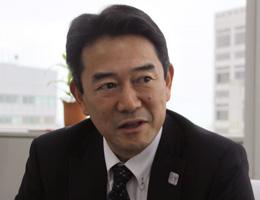 病院経営本部長 内藤 淳氏氏