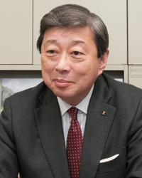 東海大学 学長 山田 清志さんさん
