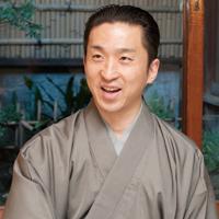 能楽師 坂井 音雅さんさん