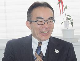 環境局長 和賀井 克夫氏氏
