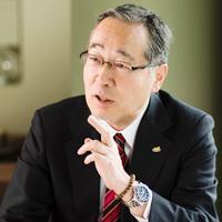 公益財団法人みちのく未来基金 代表理事  長沼孝義さんさん