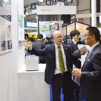 第14回[国際]水素・燃料電池展での東芝ブース