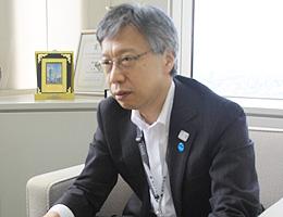 下水道局長 小山 哲司氏氏