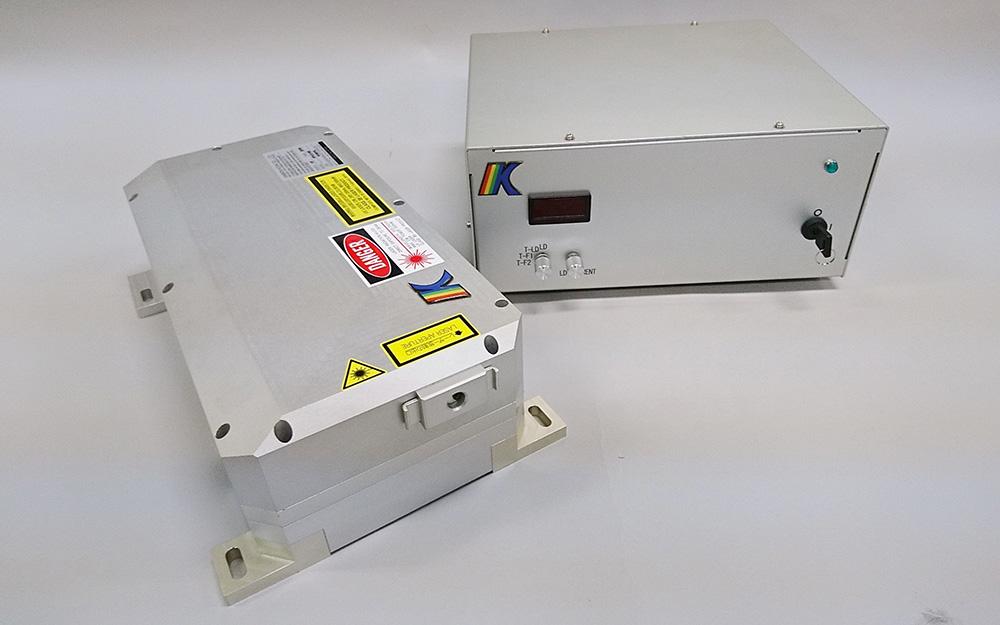 UVファイバーレーザー装置