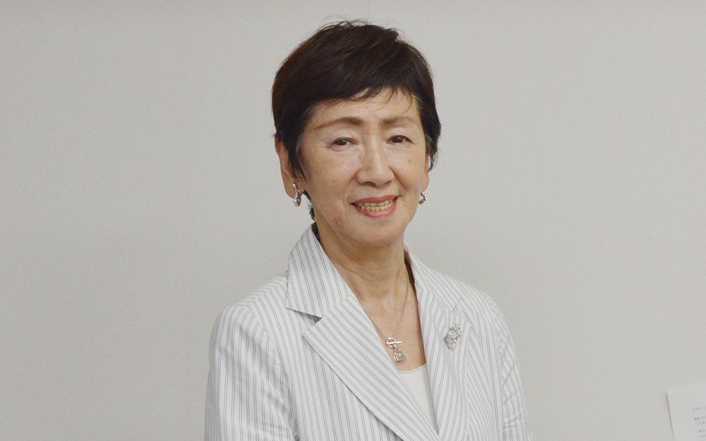 未来プランニング株式会社の白井圭子代表取締役