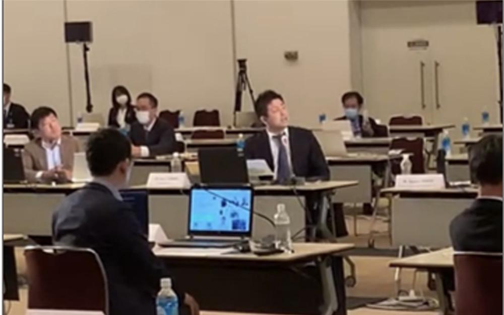 日本経済新聞社主催、英Financial  Times社が共催した「FT感染症会議」に参加